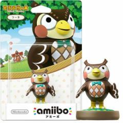 【新品】【WiiUHD】amiibo フータ(どうぶつの森シリーズ)[在庫品]