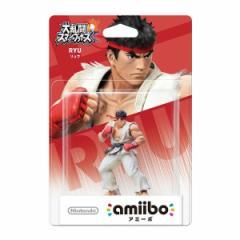 【新品】【WiiUHD】amiibo リュウ(大乱闘スマッシュブラザーズシリーズ)[在庫品]