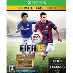 【新品】【XboxOne】【限】FIFA15 ULTIMATE TEAM EDITION[お取寄せ品]