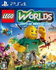 [100円便OK]【新品】【PS4】LEGORワールド 目指せマスタービルダー[お取寄せ品]