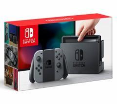 3000円クーポン付【6/27お届け☆予約】【新品】Nintendo Switch Joy-con(L)/(R)グレー スイッチ本体★本商品を含むご注文は送料1800円