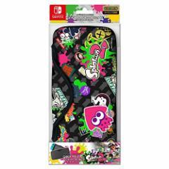 【新品】【NSHD】CQP-001-2 QUICK POUCH COLLECTION for Nintendo Switch (splatoon2)Type-B[在庫品]