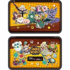【新品】スナックワールド new NINTENDO 3DS LL 専用 ポーチ 大集合 Ver.[在庫品]