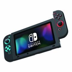 【新品】【NSHD】シリコンカバーセット for Nintendo Switch[お取寄せ品]