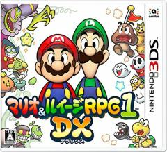 [100円便OK]【新品】【3DS】マリオ&ルイージRPG1 DX[在庫品]