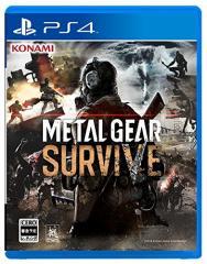[100円便OK]【新品】【PS4】METAL GEAR SURVIVE[お取寄せ品]