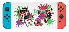 【新品】【NSHD】Nintendo Switch専用スタンド付きカバー スプラートゥーン2ガール&ボーイ[お取寄せ品]