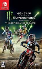 [100円便OK]【新品】【NS】Monster Energy Supercross - The Official Videogame[在庫品]