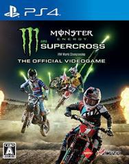 [100円便OK]【新品】【PS4】Monster Energy Supercross - The Official Videogame[在庫品]