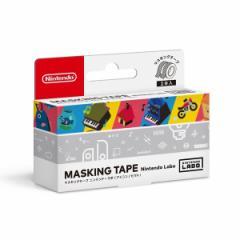 【新品】【NSHD】マスキングテープ Nintendo Labo(アイコン/ピクト)[お取寄せ品]