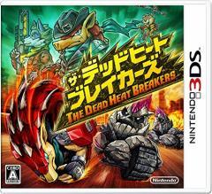 [100円便OK]【新品】【3DS】ザ・デッドヒートブレイカーズ[在庫品]