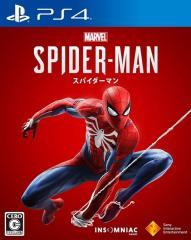 [100円便OK]【新品】【PS4】Marvels Spider-Man[在庫品]