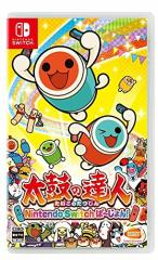 [100円便OK]【新品】【NS】太鼓の達人 Nintendo Switchば〜じょん![在庫品]