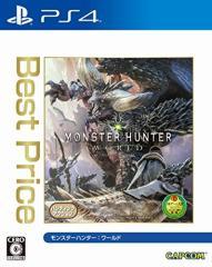 [100円便OK]【新品】【PS4】モンスターハンター:ワールドBestPrice[在庫品]
