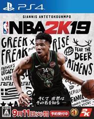 [100円便OK]【新品】【PS4】NBA 2K19 通常版[在庫品]
