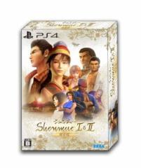 【新品】【PS4】【限】シェンムー I&II 限定版[在庫品]