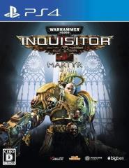 【12/20発売★予約】[100円便OK]【新品】【PS4】ウォーハンマー 40,000:Inquisitor - Martyr[予約品]