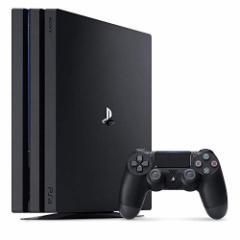 特典付【即納可能】【新品】PlayStation4 Pro ジェット・ブラック 1TB(CUH-7200BB01) 新型PS4本体