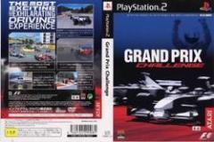 [100円便OK]【中古】【PS2】GRAND PRIX CHALLENGE グランプリチャレンジ[お取寄せ品]