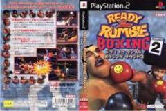 【中古】【PS2】READY 2 RUMBLE BOXING ROUND 2[お取寄せ品]