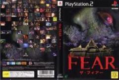 [100円便OK]【新品】【PS2】ザ・フィアー【the FEAR】[お取寄せ品]