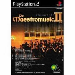 [100円便OK]【中古】【PS2】ザ・マエストロムジーク?(通常版)[お取寄せ品]