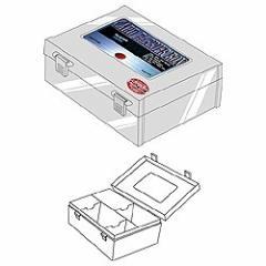 【新品】【TTAC】カードボックス1000[お取寄せ品]