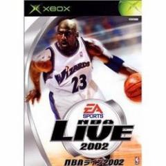 [100円便OK]【新品】【Xbox】NBA ライブ2002[お取寄せ品]