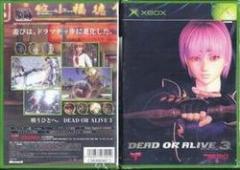 [100円便OK]【中古】【Xbox】デッド オア アライブ3[お取寄せ品]