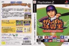 [100円便OK]【中古】【PS2】2003年開幕 がんばれ球界王 いわゆるプロ野球なんですね〜[お取寄せ品]