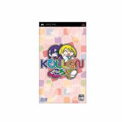 [100円便OK]【新品】【PSP】ころん KOLLON[お取寄せ品]
