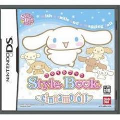 【新品】【DS】スタイルブック【シナモロール】[お取寄せ品]