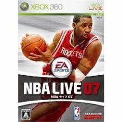 [100円便OK]【新品】【Xbox360】NBA LIVE 07[お取寄せ品]