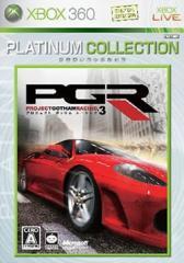 [100円便OK]【中古】【Xbox360】【BEST】PGR3-プロジェクト ゴッサム レーシング3- プラチナコレクション[お取寄せ品]
