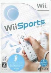 [100円便OK]【新品】【Wii】WiiSports[お取寄せ品]