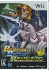 [100円便OK]【中古】【Wii】ポケモンバトルレボリューション[お取寄せ品]
