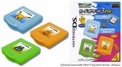 【新品】【DSHD】NDS専用カードポケット3ポケモン[在庫品]