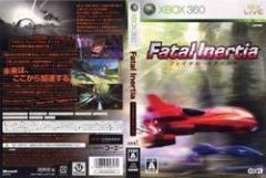 [100円便OK]【新品】【Xbox360】Fatal Inertia[お取寄せ品]