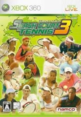 [100円便OK]【中古】【Xbox360】スマッシュコートテニス3[お取寄せ品]