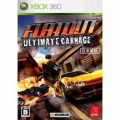 [100円便OK]【中古】【Xbox360】FLATOUT ULTIMATE CARNAGE[お取寄せ品]