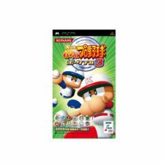 [100円便OK]【中古】【PSP】実況パワフルプロ野球ポータブル3[お取寄せ品]