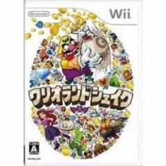[100円便OK]【新品】【Wii】ワリオランドシェイク[お取寄せ品]