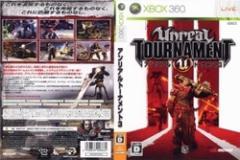 [100円便OK]【中古】【Xbox360】アンリアル トーナメント3[お取寄せ品]