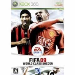 [100円便OK]【中古】【Xbox360】FIFA09 ワールドクラス サッカー[お取寄せ品]