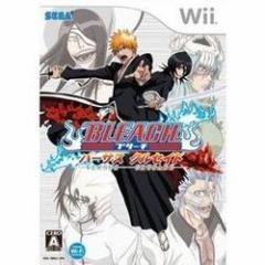 [100円便OK]【中古】【Wii】BLEACH バーサス・クルセイド[お取寄せ品]
