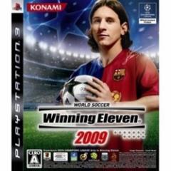 [100円便OK]【新品】【PS3】ワールドサッカーウイニングイレブン2009[在庫品]