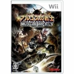[100円便OK]【新品】【Wii】アルゴスの戦士 マッスルインパクト[お取寄せ品]