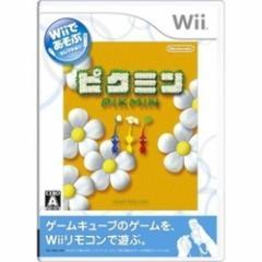 [100円便OK]【新品】【Wii】【Wiiであそぶ】ピクミン[お取寄せ品]