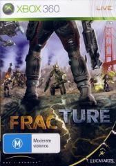 [100円便OK]【新品】【Xbox360】Fracture【海外アジア版】[お取寄せ品]