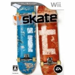 [100円便OK]【中古】【Wii】スケート イット[お取寄せ品]